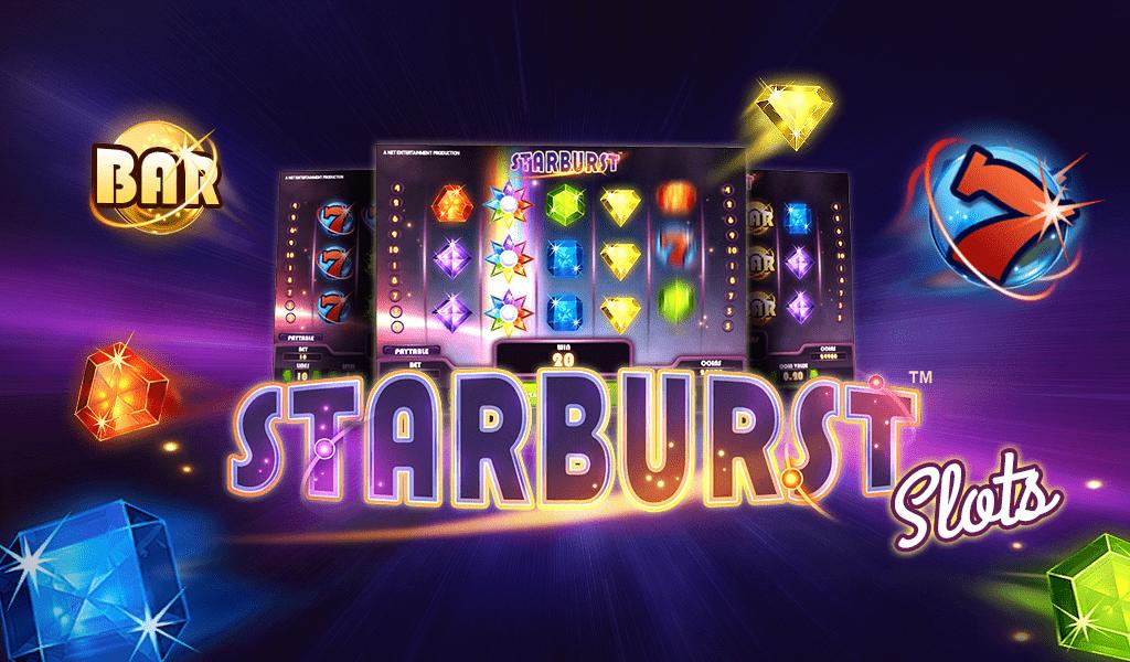 Starburst – En av sveriges populäraste NetEnt slots med free spins!