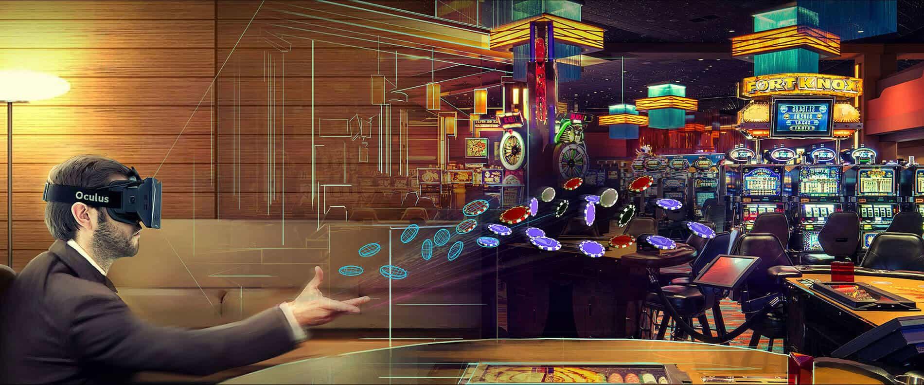 VR Casino – Virtual Reality är här för att stanna