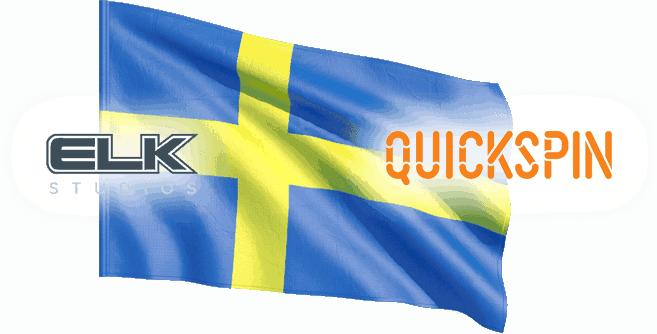 ELK Studios och Quickspinpåverkas