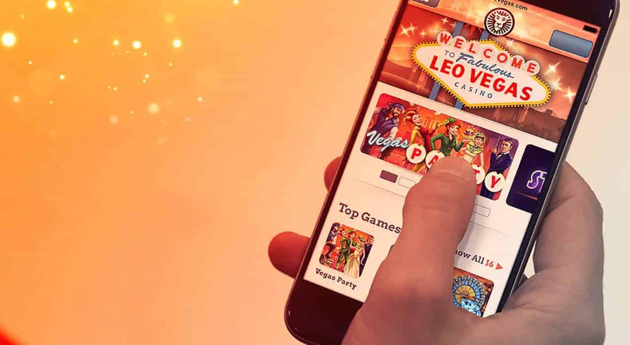 LeoVegas ansoker om spellicens i Sverige