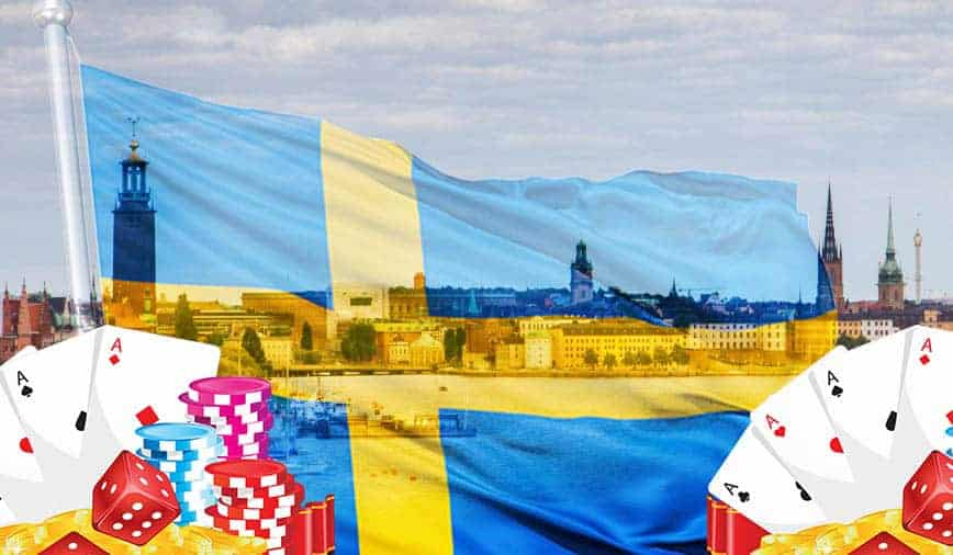 Svenska omregleringen av kasinomarknaden vacker engagemang
