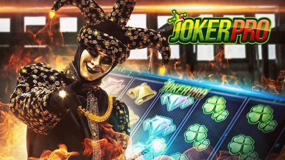 joker pro exclusive netent slots