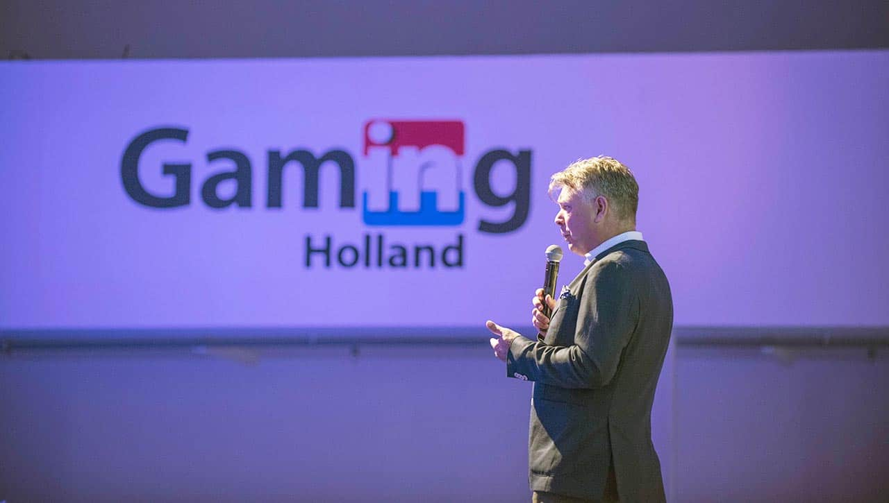konferensen Gaming in Holland